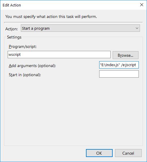 Index Update Script